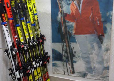 Völkl Leih - Skier